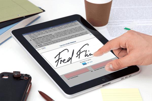 Làm thế nào để có chữ ký điện tử hợp pháp cho mọi doanh nghiệp?